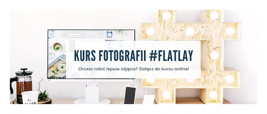 kurs fotografii flatlay